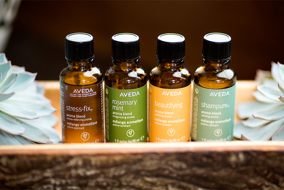 AVEDA AROMATIC COMPOSITION OILS