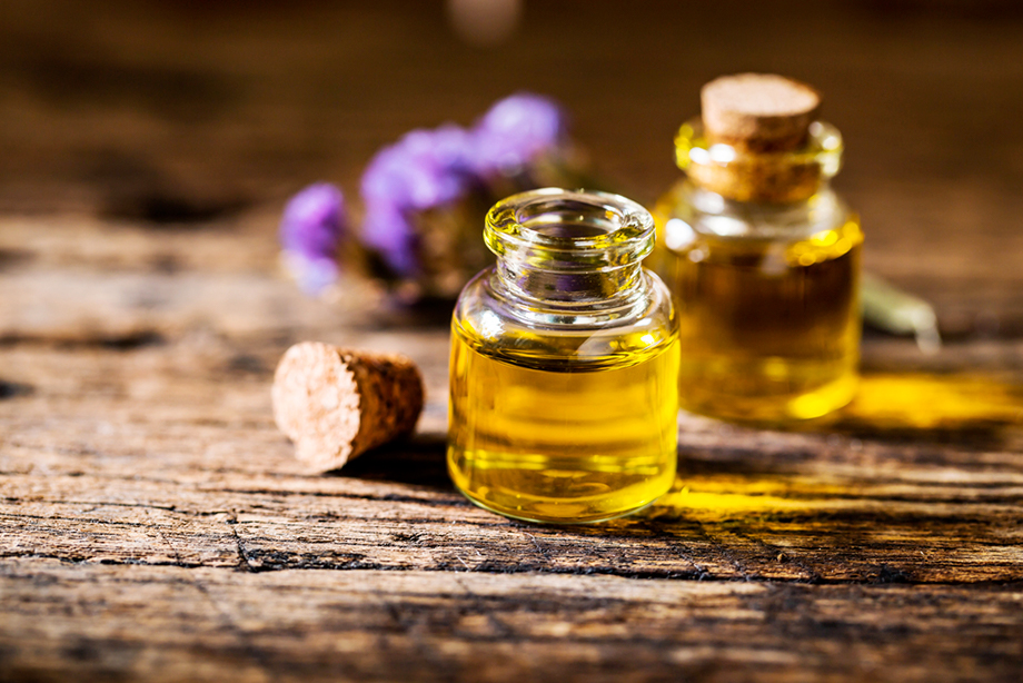 Certified Organic Aroma Therapy Oils